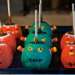 Halloween cake — Stock Photo #16171081