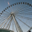 Stock Photo: Observation wheel in Seattle
