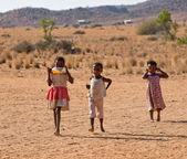 Children of Africa — Stock Photo