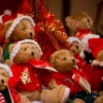 Teddy bears — Stock Photo
