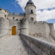 Castle of Simancas, Valladolid — Foto Stock