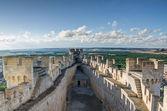 Penafiel castillo, valladolid, españa — Foto de Stock