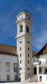 The tower on the Patio das Escolas — Stock Photo