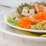 Mixed salad — Stock Photo #13790328