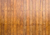Weathered wooden door texture background — Stock Photo