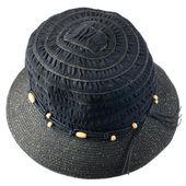 Fashion lady hat — Stock Photo