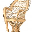 Ornate Cane Chair - Foto Stock