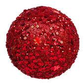 Christmas ball isolated — Foto de Stock