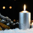 Christmas candles — Stock Video #14836715