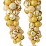 Golden grapes — Stock Photo