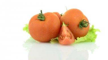 Vegetables still life — Stock Video