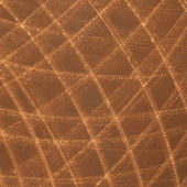 Detailní textury hnědá kůže — Stock fotografie