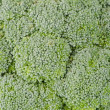 Stock Photo: Brocolli background