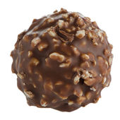 Chocolate bonbon — Stock Photo