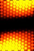 Luces borrosas — Foto de Stock