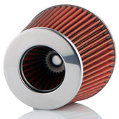 Air cone filter — Stock Photo