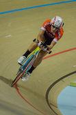 Cartaxo team rider — Stock Photo
