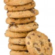 Stack of cookies - Foto de Stock