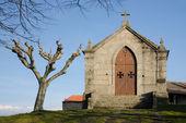 Calvary Chapel, Belmonte - Portugal — Stock Photo