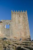 Belmonte Castle in Portugal — Stock Photo