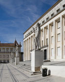 Faculty of Philosophy at University of Coimbra — Stock Photo