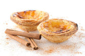 Pasteis de nata — Stock Photo