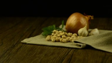 Food ingredients — Stock Video