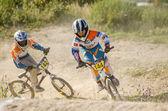Daniel Ferreira and Airton Paiva — Stock Photo