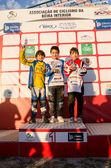 School iniciados podium — Stockfoto