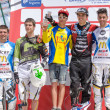 Juniors Elite podium — Stock Photo #25039271