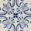 Ornamental old tiles - Foto de Stock