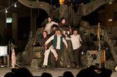 Teatro de montemuro — Stock Photo