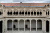 Patio del Colegio de San Gregorio — Stock Photo
