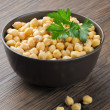 Chickpeas — Stock Photo