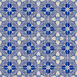 Stock Photo: Seamless tile pattern