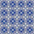 Seamless tile pattern — Stock Photo