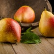Fresh pears — Stock Photo #27845179