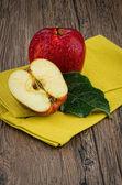 Apples closeup — Zdjęcie stockowe
