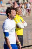 Alexandre Tavares and Rui Horta — Stock Photo