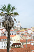 View of Lisbon — Foto Stock