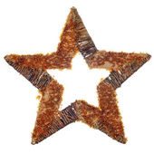 Gold star — Stock Photo