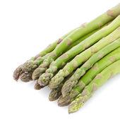 Bunch of green asparagu — Stock Photo