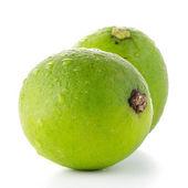 Fresh green limes — Stock Photo