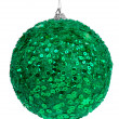 Christmas ball isolated — Stock Photo #33021247