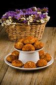 Cinnamon cookies — Stock Photo