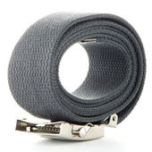 Grey belt — Stock Photo