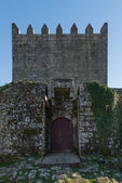 Lindoso castle entrance — Stock Photo