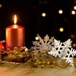 Christmas candles — Stock Photo #36903189
