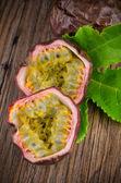 Passion fruits — Stock Photo