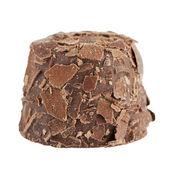 Brown chocolate candies — Stock Photo